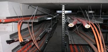 Kabelové montáže a elektro práce